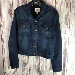 LEVI STRAUSS Co Denim Jean Jacket Large